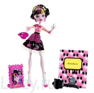 Monster High УРОКИ РИСОВАНИЯ Draculaura MONSTER HIGH (Школа Монстров)